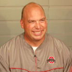 Assistant OSU coach John Peterson