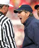 Michigan Head Coach Lloyd Carr will retire tomorrrow morning, he told his players at 4 PM this afternoon.