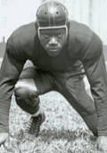 Ohio State's first black All-American in 1943-44 Bill Willis