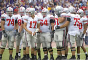 QB Todd Boeckman and the OSU offensive line