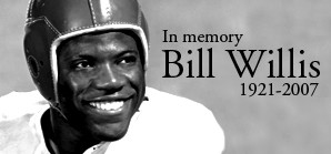 Im Memory No. 99 Bill Willis