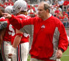 Ohio State offensive corrdinator Jim Bollman Named Coordinator of the Week by Master Coaches