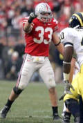 Laurinaitis Named Preseason Big Ten Defensive Player of Year