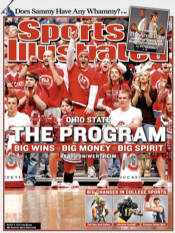 OSU on SI Cover