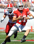Todd Boeckman threw for 227-yards and two-touchdowns against YSU in the Buckeyes home opener of 2007