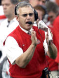 OSU Head Coach Jim Tressel named Ohio coach of the year