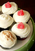 Cupcake comsumption moderate for the Buckeyes