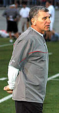 Ohio State Quarterbacks Coach Joe Daniels