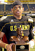 Terrelle Pryor possesses the running and passing skills that make him the #1 recruit for the Class of 2008...