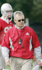 OSU Head Coach Jim Tressel