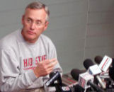 Coach Tressel Addresses Media Thursday