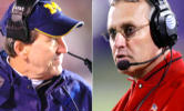 OSU's Jim Tressel and Michigan's Lloyd Carr Touch On The Issues