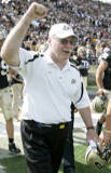 Purdue Head Coach Joe Tiller has his Boilermakers at 5-0 in 2007 heading into Saturday night's contest against Ohio State.