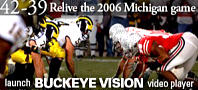 Relive Ohio State's 42-39 Victory over Michigan in 2006