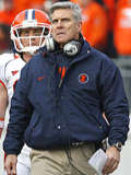 Illinois head coach Ron Zook, the ace recruiter can coach after all