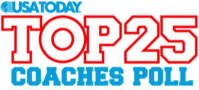 USA Today Coaches Top 25 Poll