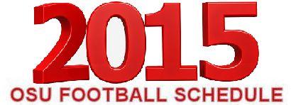 2015-16 Ohio State Buckeyes FB Schedule, Results, Recaps