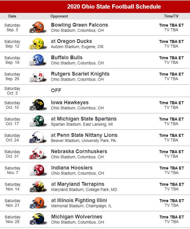 michigan football schedule 2020