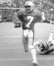 Cornelius Greene played QB for Ohio State from 1972 through 1975