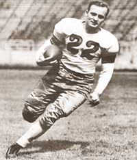 Heisman Trophy winner Les Horvath clinched the victory for the Buckeyes when he scored the game-winning touchdown late in The Game: 1944.