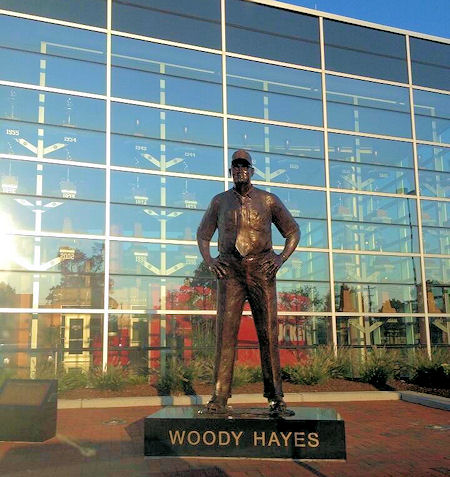 Denison University Football >> Ohio State Coach Woody Hayes - history, famous quotes, all